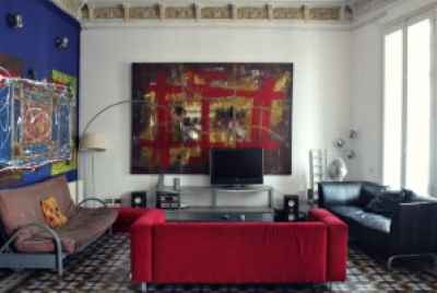 Huge apartment in the heart of Barcelona City